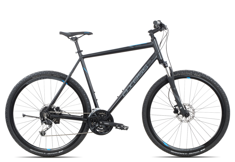 Axess Veris 2018   56 cm   black blue grey
