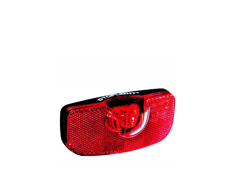 /Beleuchtung: Busch & Müller  Toplight Permanent 328 BL D Rücklicht