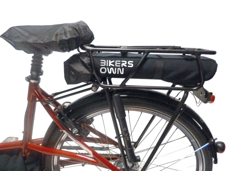 BikersOwn Case4rain Akkuschutz