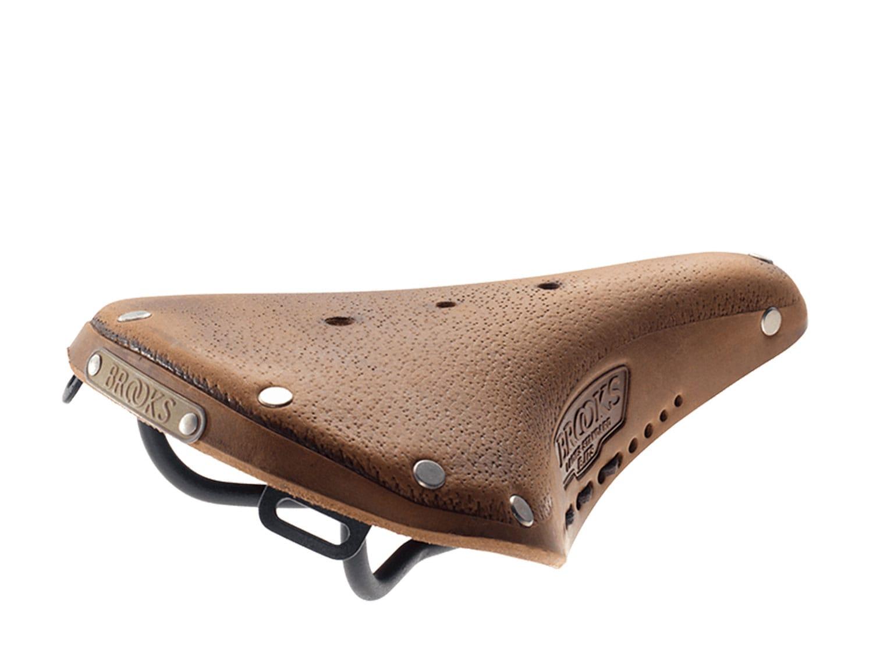 Brooks B17 S Standard Ledersattel | aged
