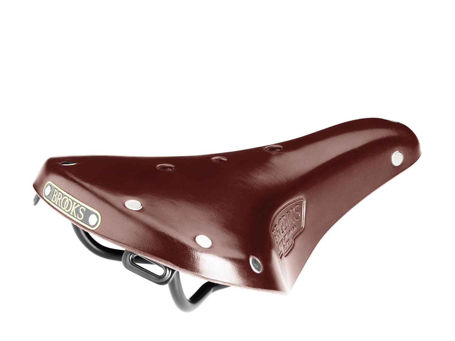 Brooks B17 S Standard Ledersattel | brown