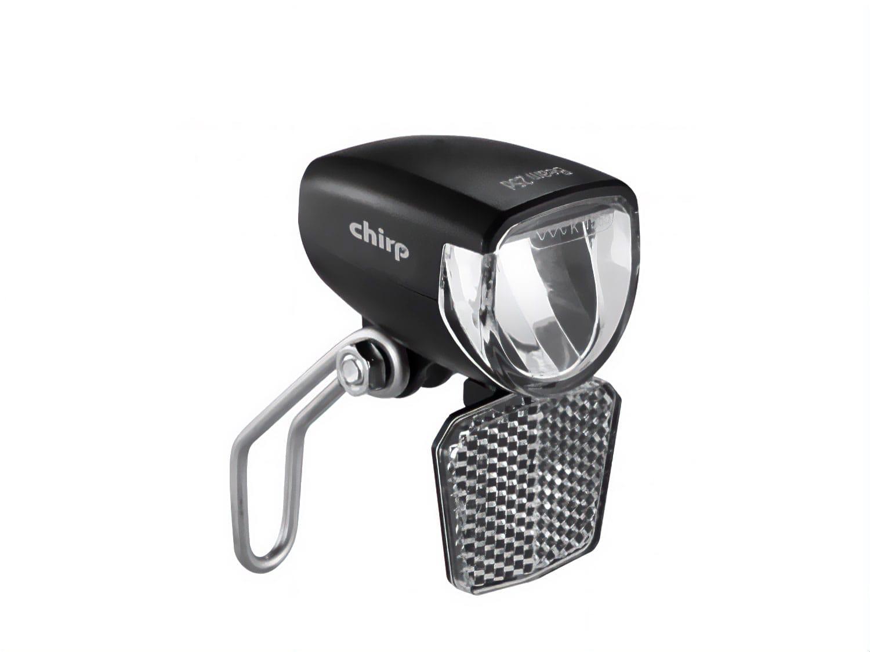 Zubehör > beleuchtung > scheinwerfer: Chirp  Beam Frontscheinwerfer 25 Lux