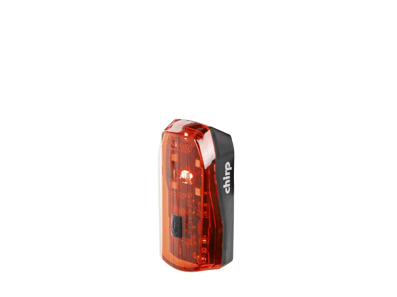 Zubehör > beleuchtung > rücklicht: Chirp  Flash Brems-Rücklicht