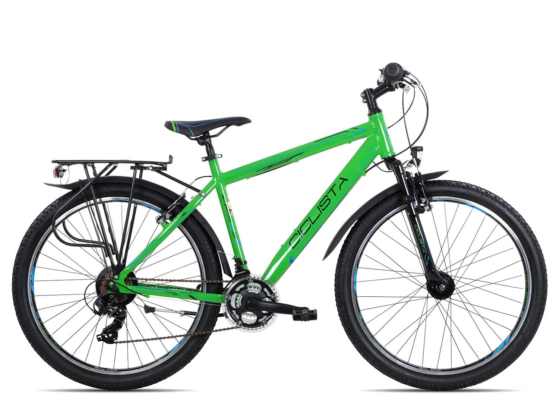 Ciclista Adventure 26 Herren 2018 | 38 cm | green black blue