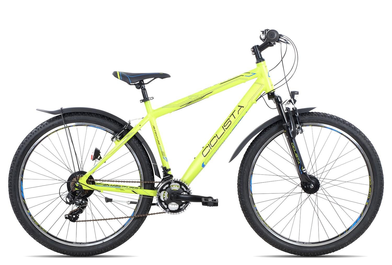 Ciclista Adventure 27.5 Herren 2018 | 38 cm | lime black blue