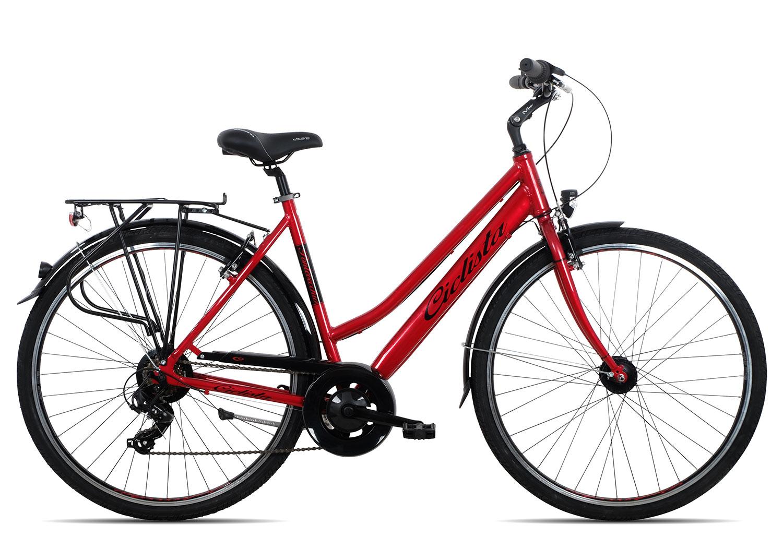 Ciclista Ponte Vecchio Trapez 2018 | 48 cm | red black