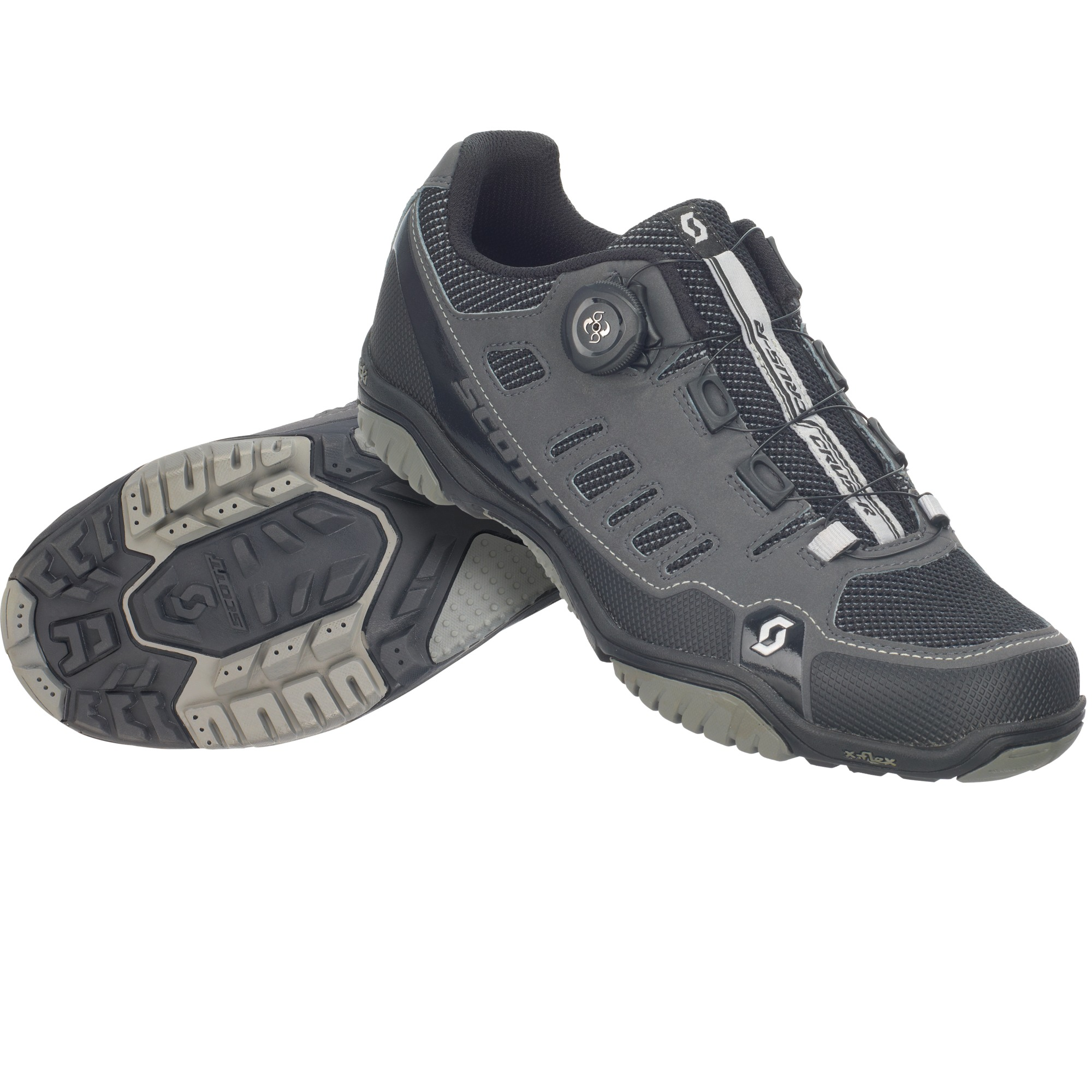 Scott Crus-r Boa | 45 | anthracite black