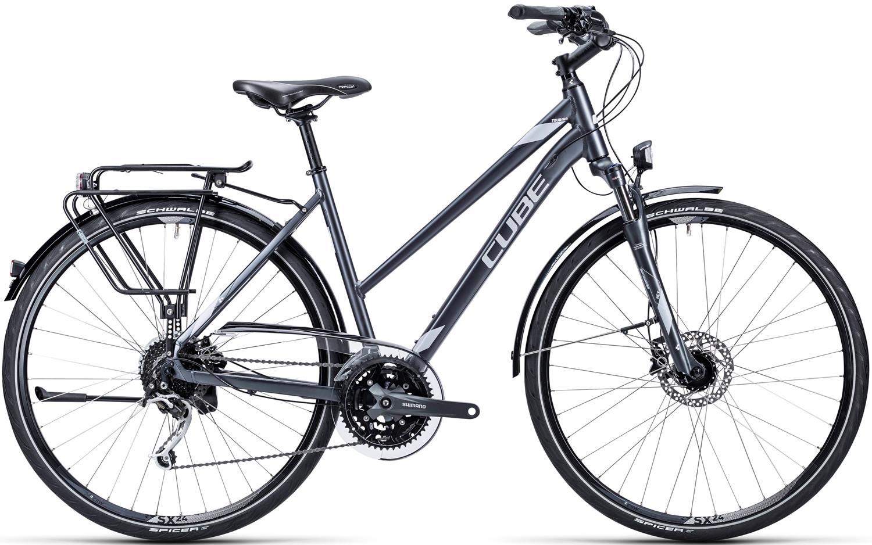 Cube Touring Exc - Trapez | ▷ jetzt bestellen ▷ Fahrräder bis zu ...