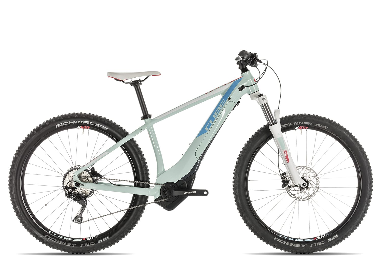 Cube Access Hybrid EXC 500 2019 17 Zoll | blue'n'coral | 29 Zoll