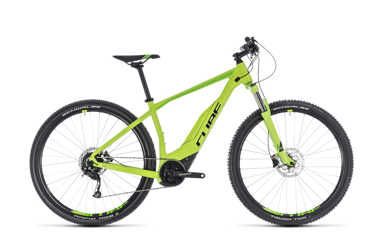 Cube Acid Hybrid ONE 400 Herren 2018 | 23 Zoll | green'n'black