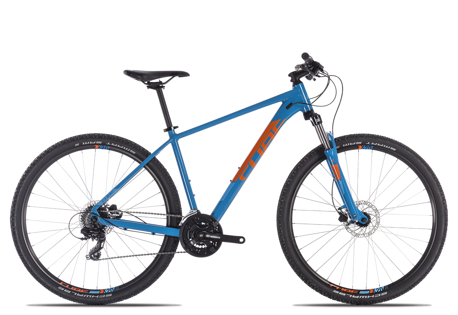 Cube Aim Pro 2019 14 Zoll | blue'n'orange | 27.5 Zoll