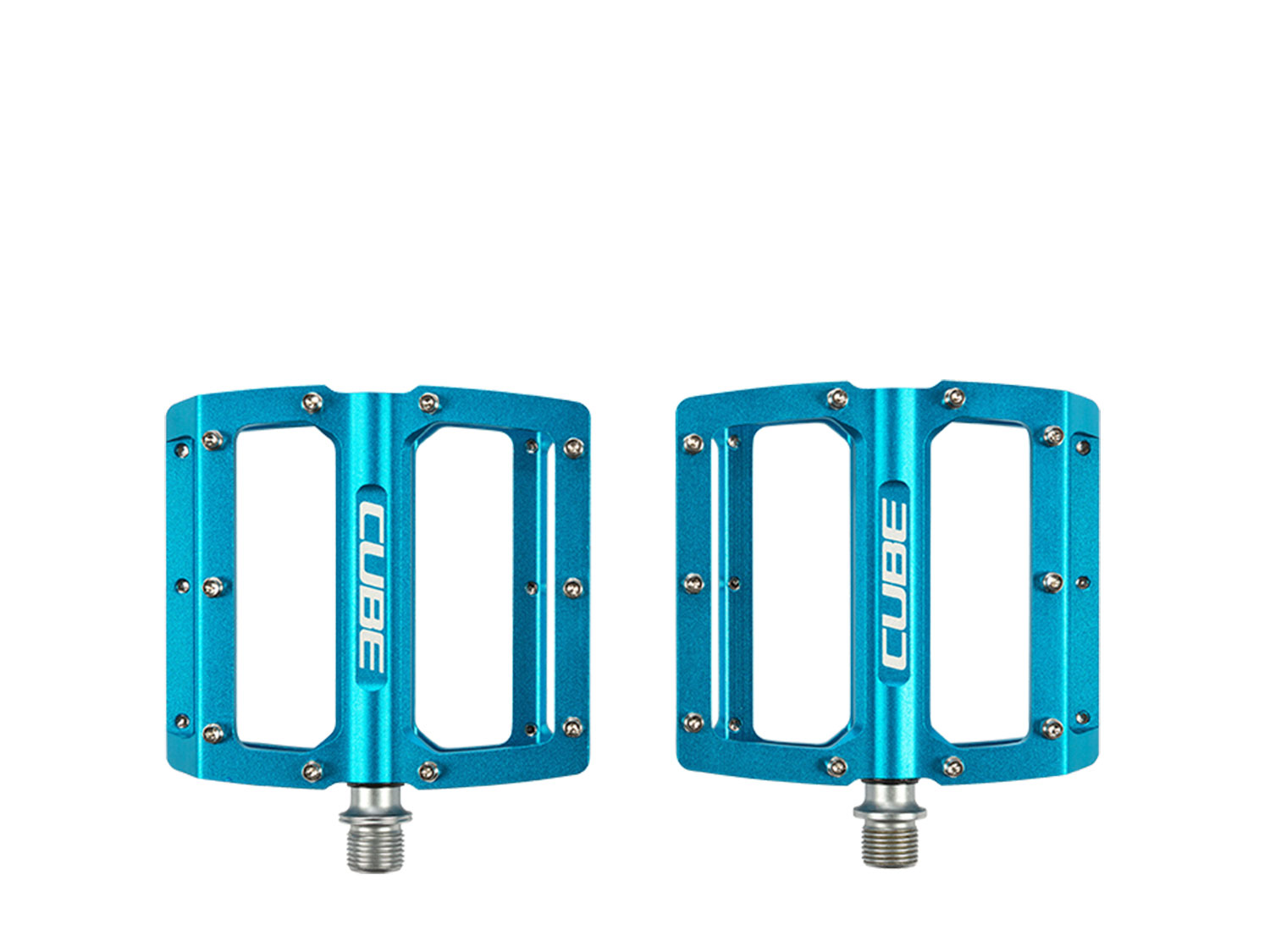Cube All Mountain Pedal | blue