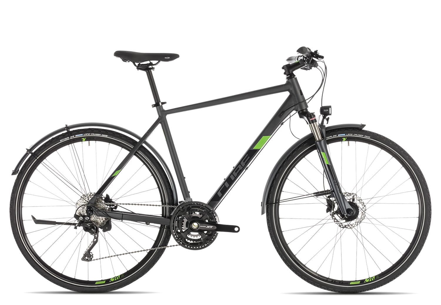 Cube Cross Allroad Herren 2019 | 58 cm | iridium'n'green