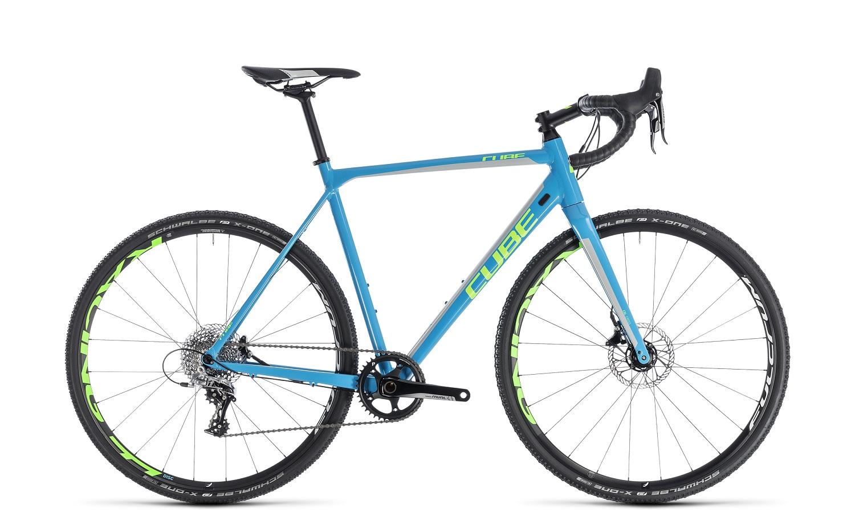 Cube Cross Race SL 2018 | 50 cm | blue'n'green