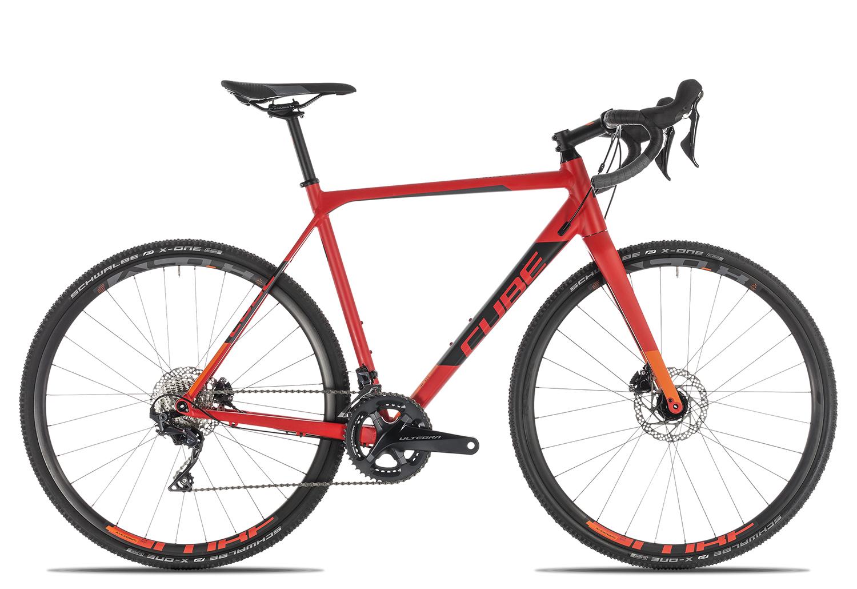 Cube Cross Race SL 2019 | 56 cm | red'n'orange