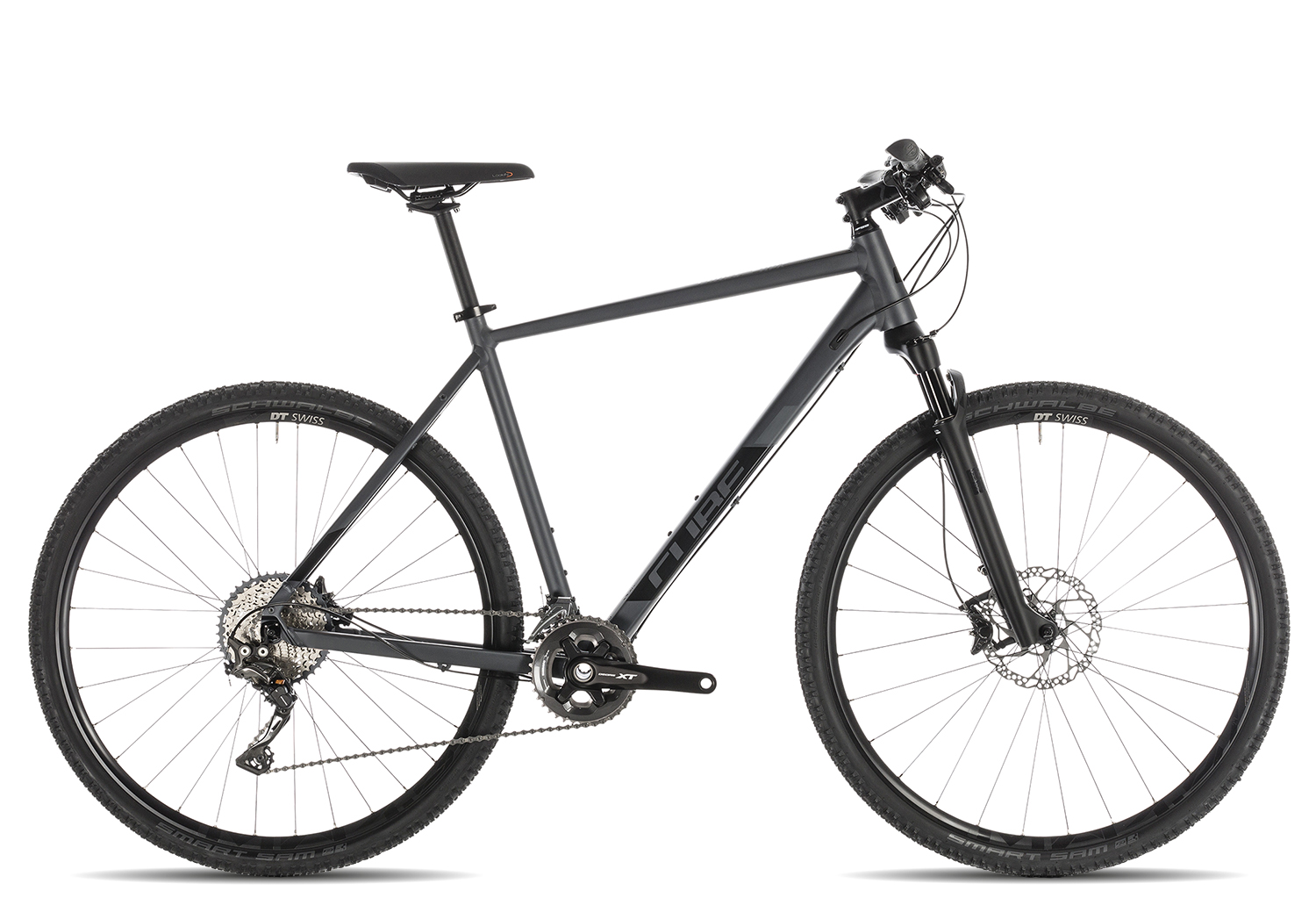 Cube Cross SL Herren 2019 | 62 cm | iridium'n'black