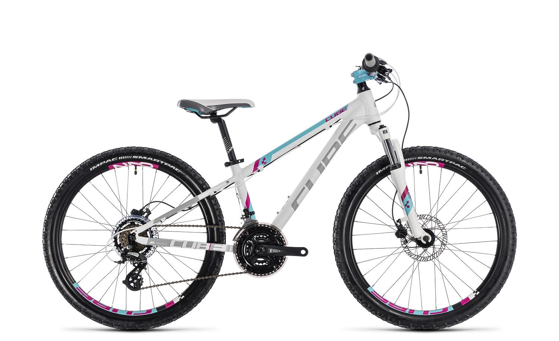 cube kid 240 disc girl 2018 markenr der zubeh r g nstig kaufen lucky bike. Black Bedroom Furniture Sets. Home Design Ideas