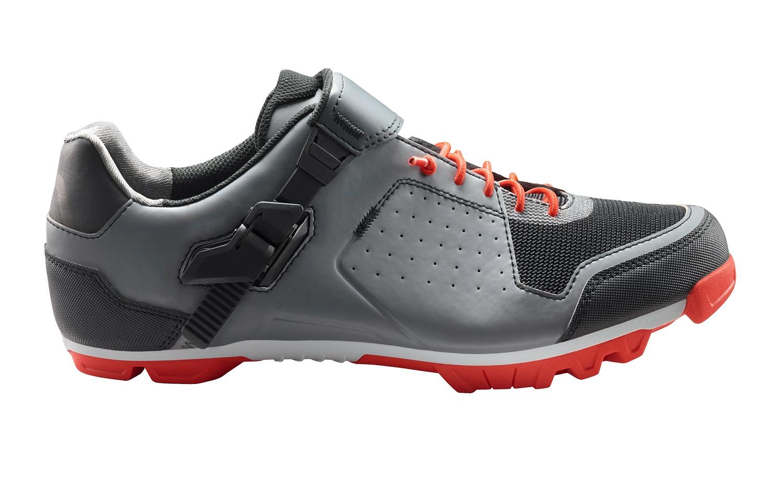 Cube MTB Peak Pro Schuhe | 43 | grey cherry tomato