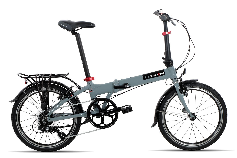 dahon mariner alu 2018 20 zoll grey markenr der zubeh r g nstig kaufen lucky bike. Black Bedroom Furniture Sets. Home Design Ideas