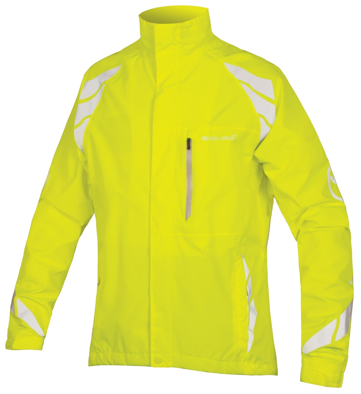 Endura Luminite DL Jacket | XXL | neon gelb