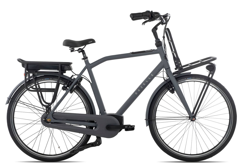 E-Bikes: Gazelle  Heavy Duty C7+ HMB Limited 2021