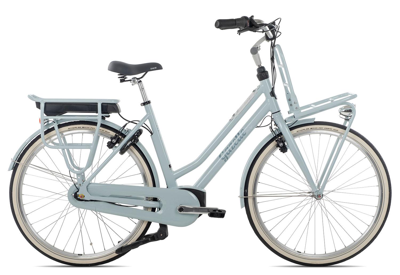 E-Bikes: Gazelle  Miss Grace C7+ HMB Limited 2021