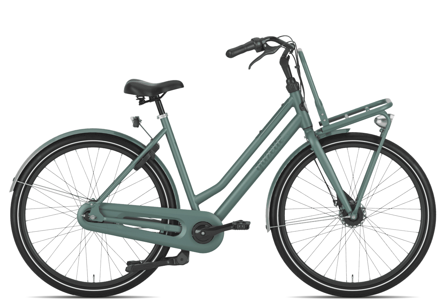 Hollandrad Gazelle Miss Grace 28 Zoll 49cm 7 Gang Damen - petrol matt