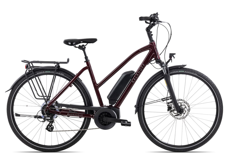 E-Bikes: Kalkhoff  Endeavour 1.B Move LB Trapez