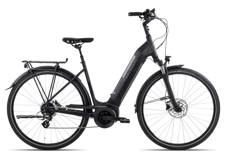 E-Bikes: Kalkhoff  Endeavour 3.B Move LB Wave