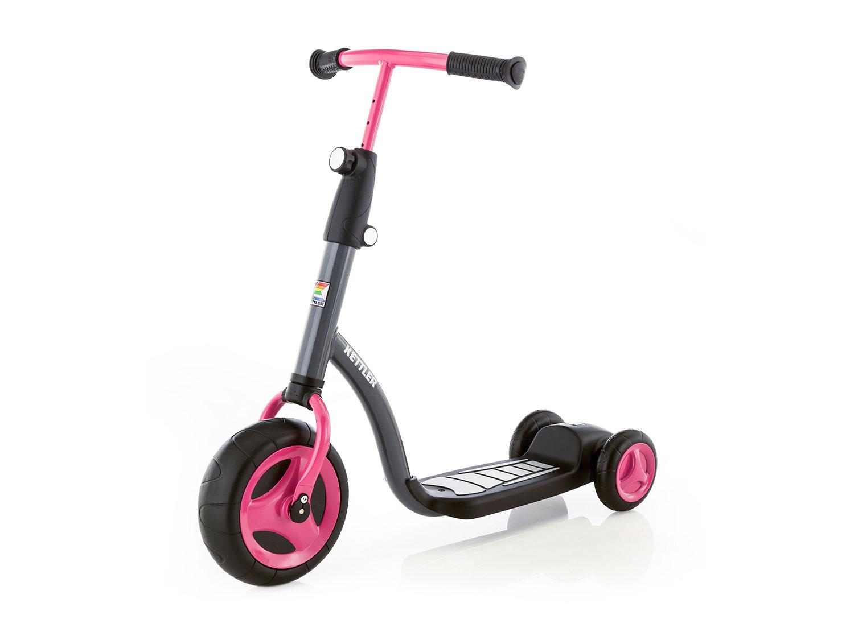 Kettler Kids Scooter | grau pink