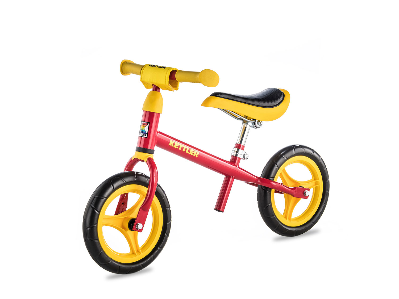 Kettler Speedy 10 | rot gelb