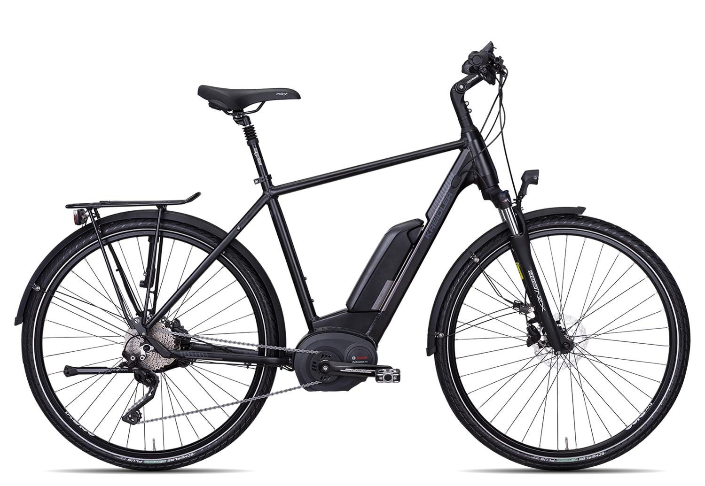 Kreidler Vitality Eco 6 Edition Deore XT 2019   55 cm   schwarz matt