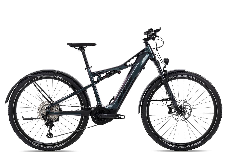 E-Bikes: KTM  Macina Chacana LFC Pro
