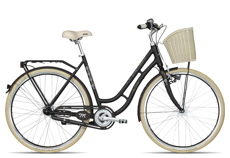 maxim anno deluxe inkl korb 45 cm braun 28 zoll jetzt bestellen fahrr der bis zu 45. Black Bedroom Furniture Sets. Home Design Ideas