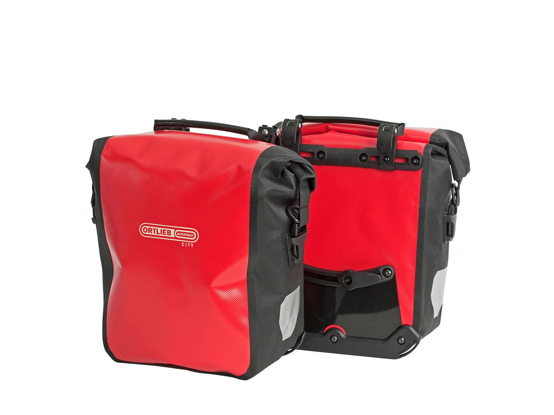Zubehör/Taschen: Ortlieb  Sport-Roller City Fronttaschen