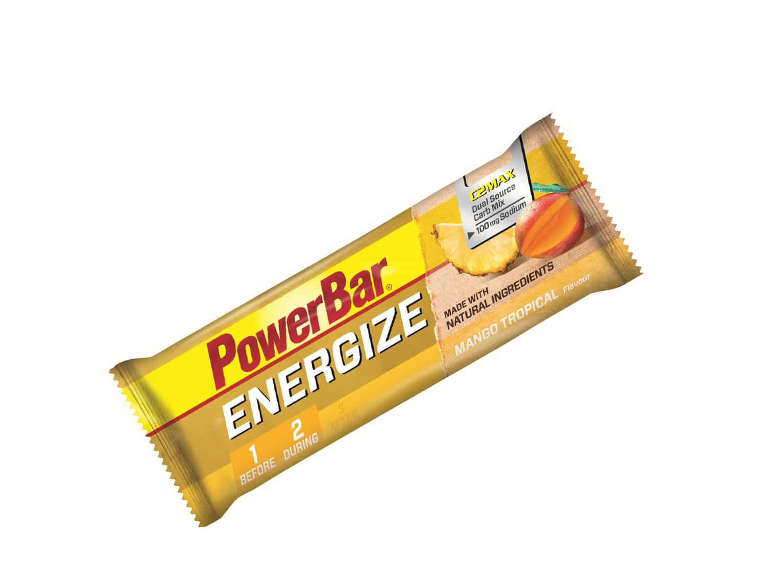 PowerBar Energize Riegel Mango Tropical