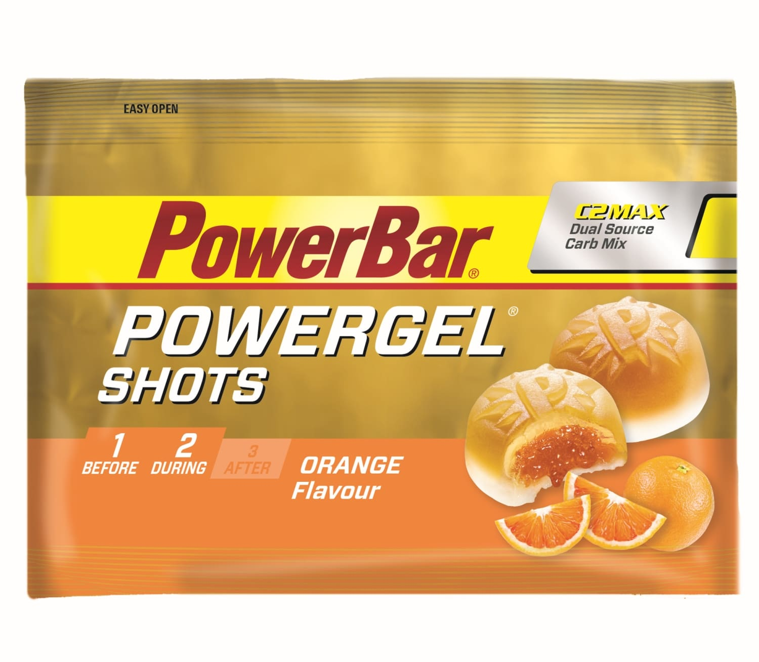 PowerBar Powergel Shots Orange