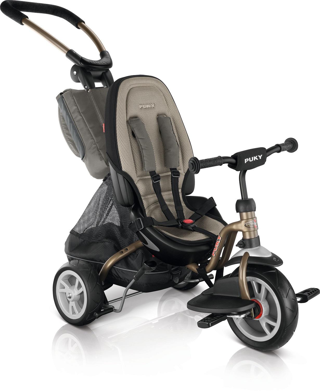 puky dreirad cat s6 ceety 2017 unisize bronze grau jetzt bestellen fahrr der bis zu 45 rabatt. Black Bedroom Furniture Sets. Home Design Ideas