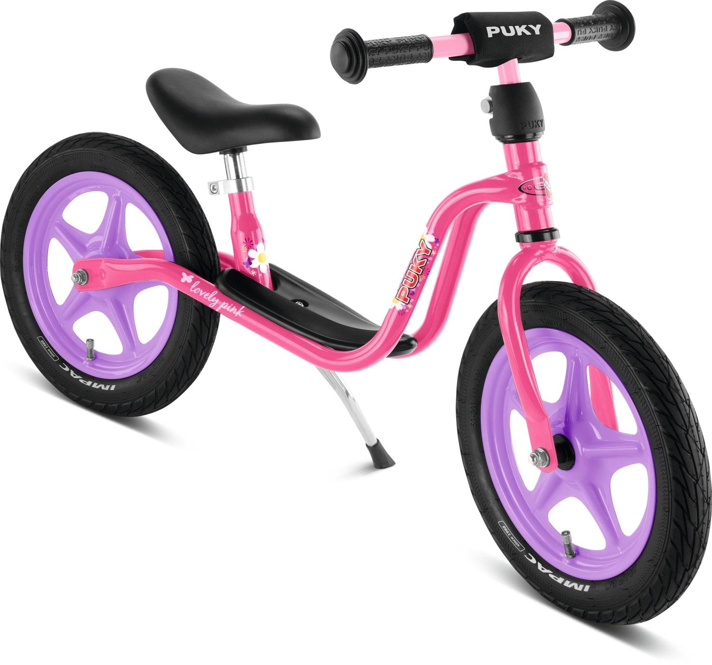 Puky Laufrad LR 1L | unisize | lovely pink auf Rechnung bestellen
