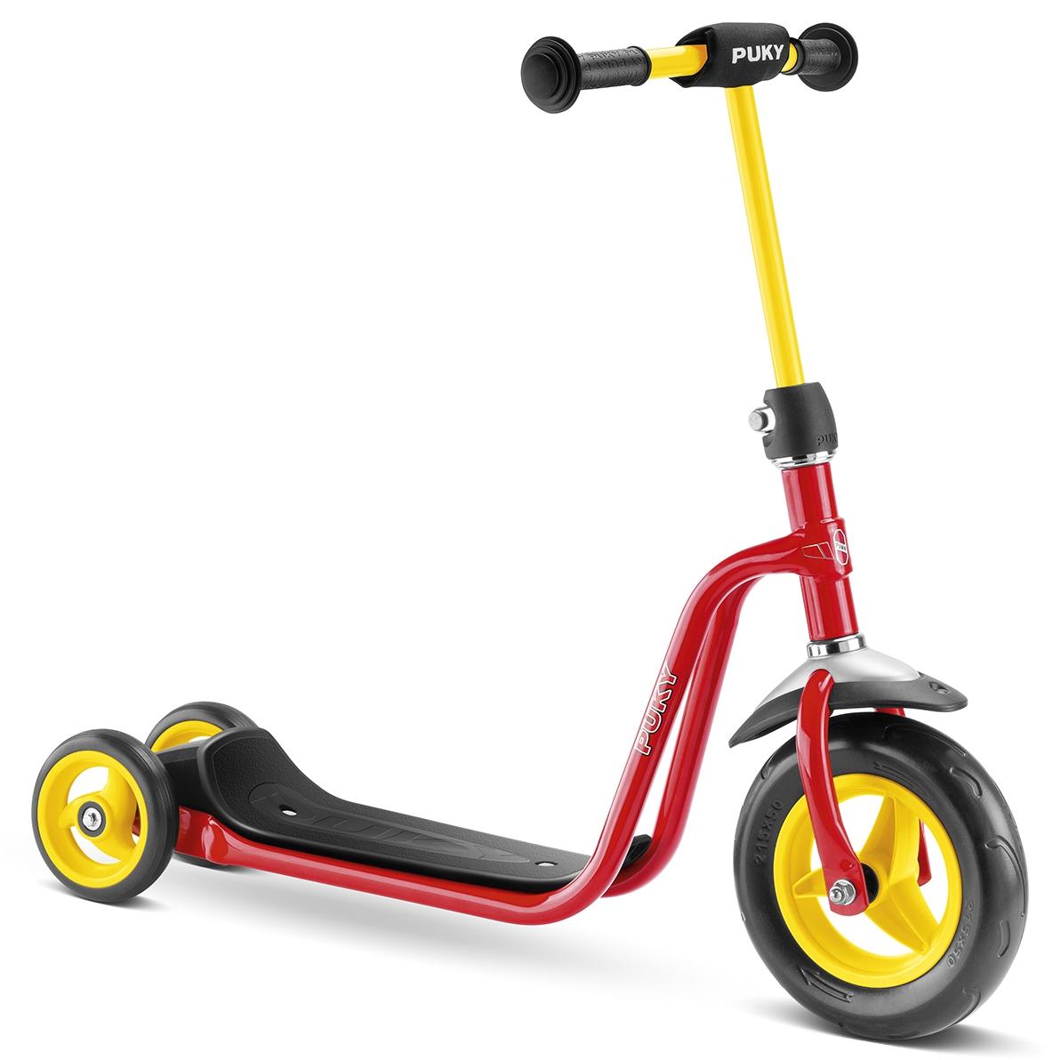 Puky R 1 Roller | unisize | rot auf Rechnung bestellen