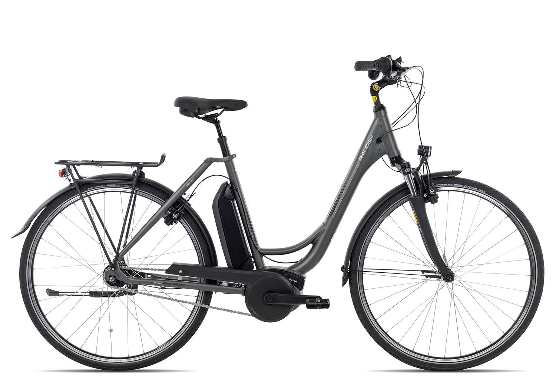 E-Bikes: Raleigh  Cardiff LB Plus