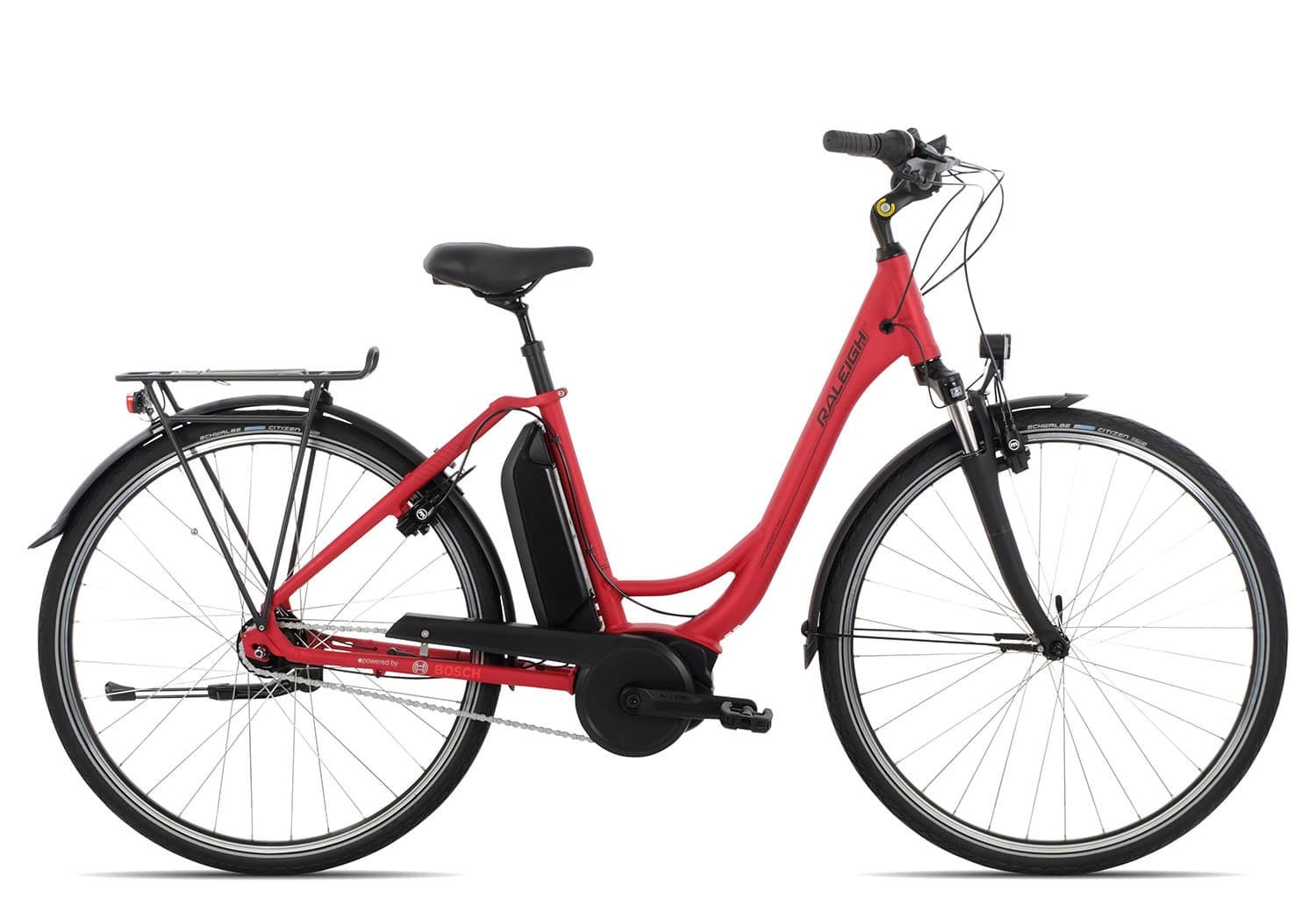 Raleigh Cardiff 7 LB 400 Wave 2018 | 57 cm | red matt