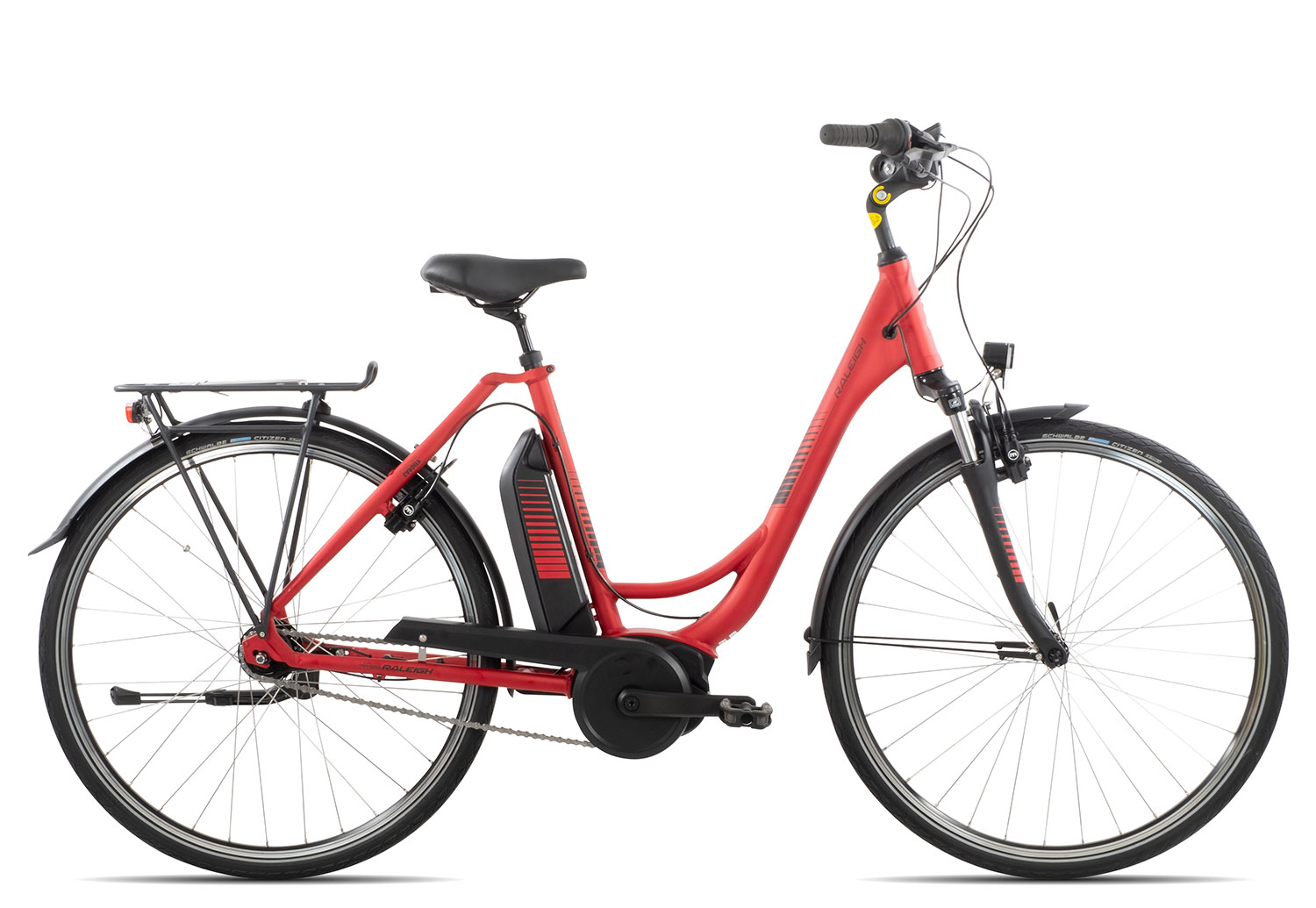 Raleigh Cardiff LB 7R 400 Wave 2019 | 47 cm | red matt