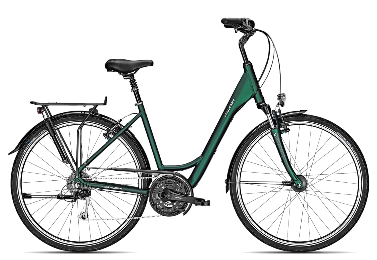 Raleigh CHESTER 27 Wave 2019 | 50 cm | kombugreen matt