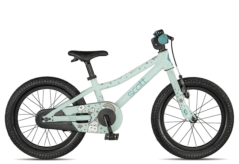 Rad Scott Contessa 16 2021 für Kinder bei Lucky Bike