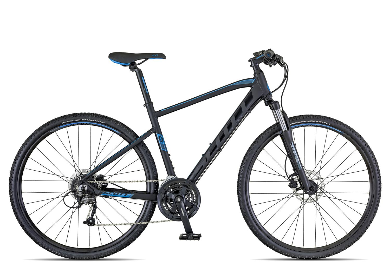 Scott Sub Cross 40 Herren 2018   55 cm   black blue
