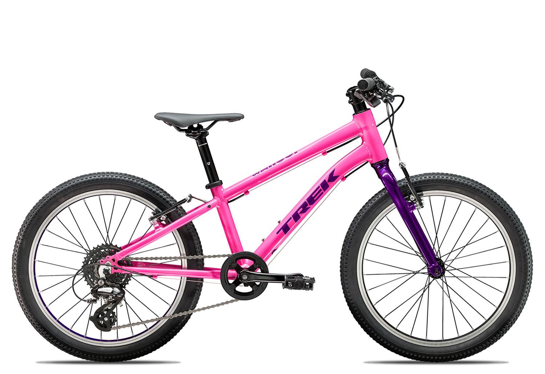 Trek Wahoo 20 Girl 2019 20 Zoll   flamingo pink purple lotus