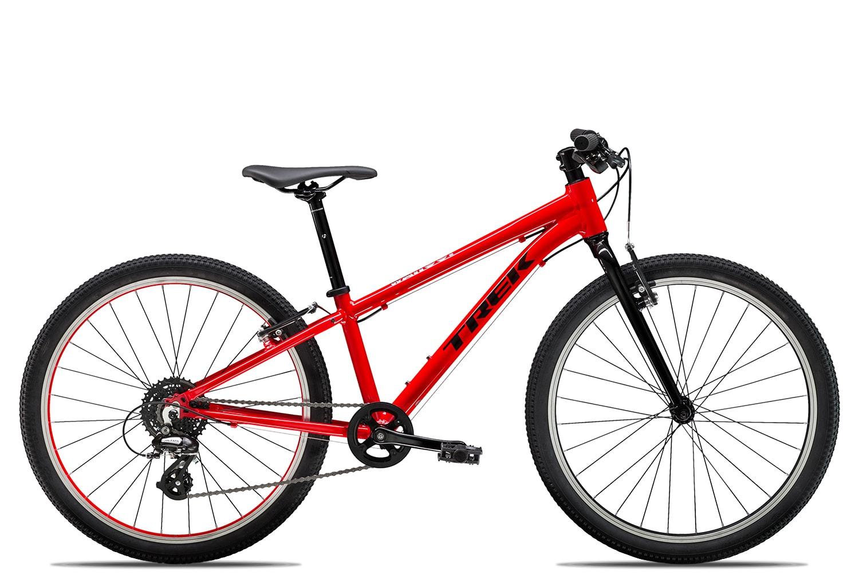 Trek Wahoo 24 Boy 2019 24 Zoll   viper red trek black