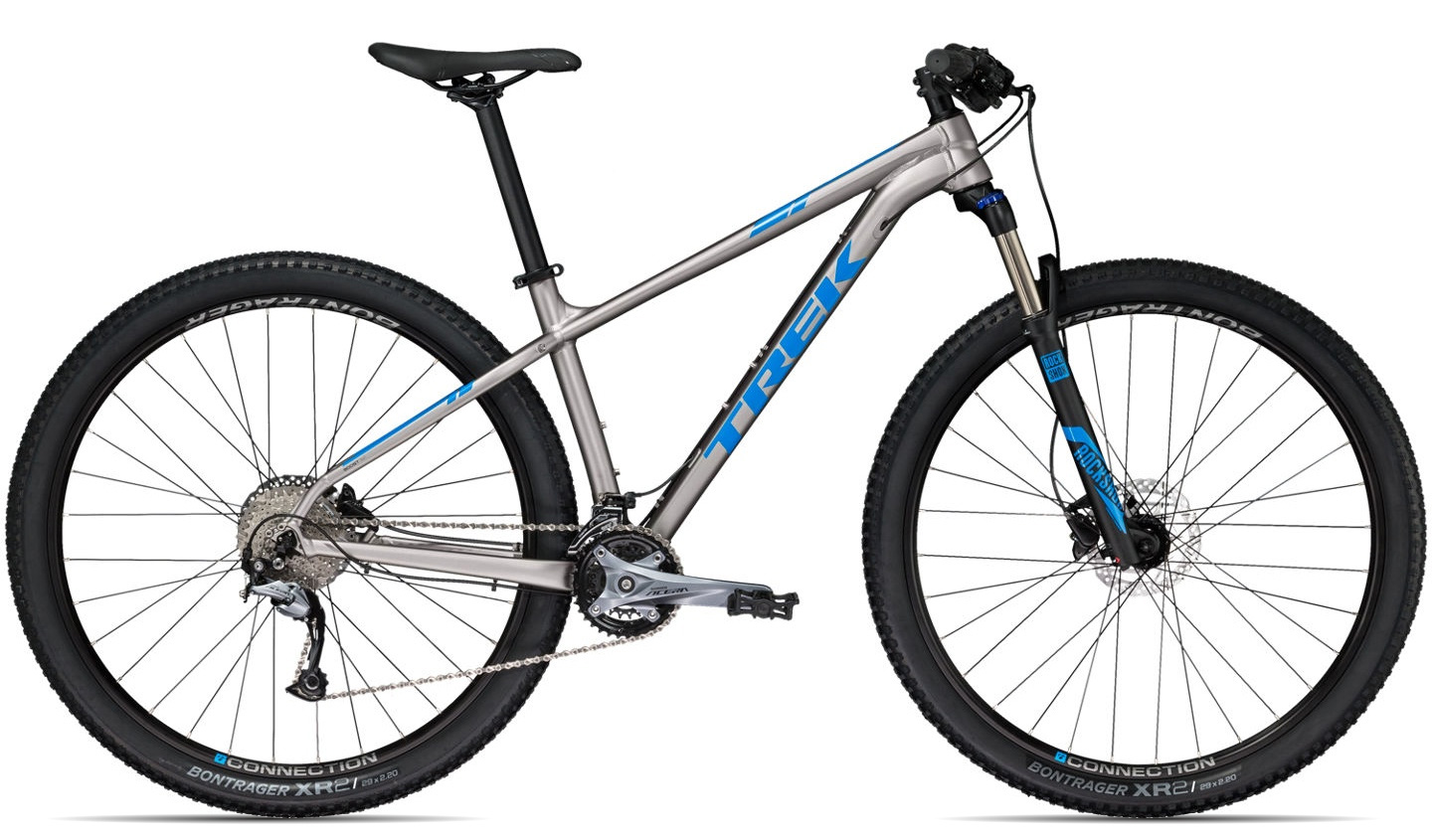 Trek X-Caliber 7 29 2018 | 19.5 Zoll | Matte Quicksilver