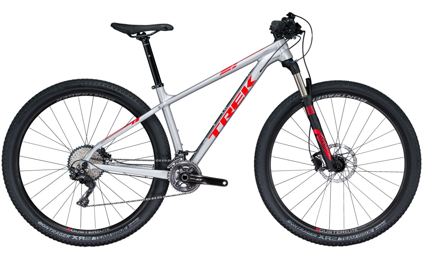 Trek X-Caliber 9 29 2018 | 19.5 Zoll | Matte Quicksilver